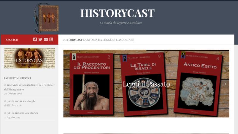 Historycast