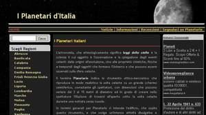 homepage planetari