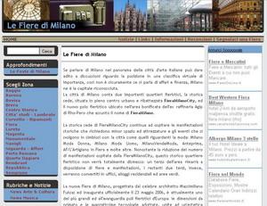 homepage sito milanoaffari